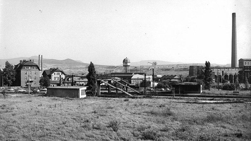 Chudeřice 1907