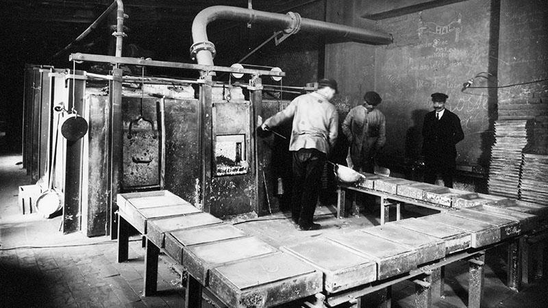 Chudeřice 1929