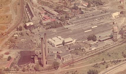 Historie AGC Automotive Czech 1991
