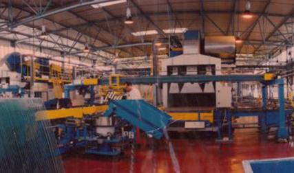 Historie AGC Automotive Czech 1993-1994