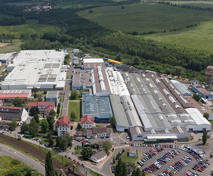 Historie AGC Automotive Czech 2018