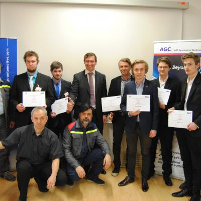 AGC Automotive Czech Technowizz