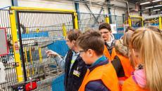 Aktualita AGC Automotive Czech - Firma AGC vyhlásila soutěž TECHNOwizz pro technicky nadané studenty